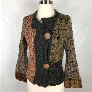 Curio Sweater Cardigan